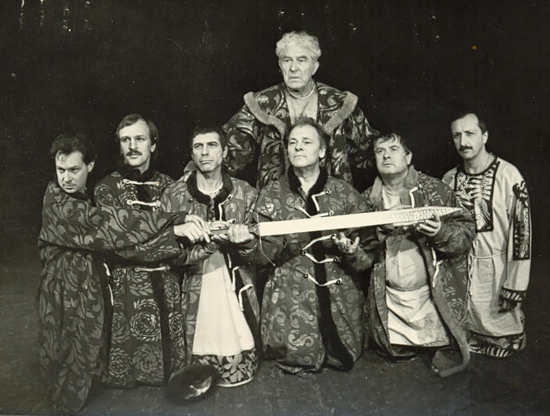 1991г. ЦАРЬ ФЕДОР ИОАНОВИЧ (А.Толстого)